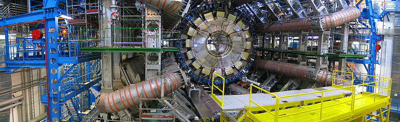The ATLAS experiment at CERN