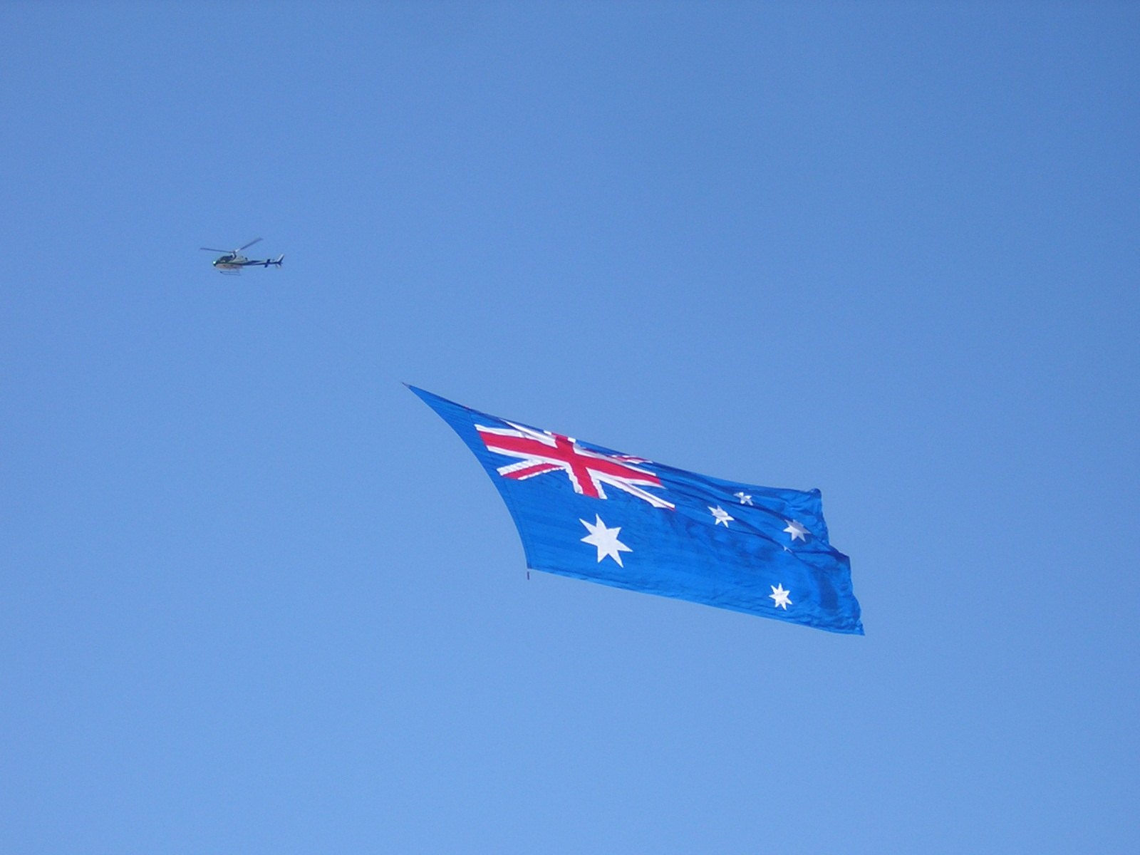 Australia Day, 26th January 2009, Perth